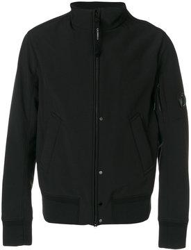 C.P. Company shell bomber jacket