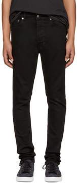 Ksubi Black Chitch Laid Jeans