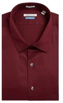 Van Heusen Tall-Fit Cotton Dress Shirt