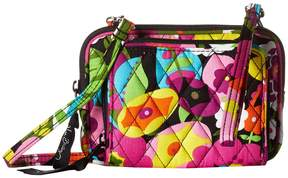Vera Bradley On The Square Wristlet Wristlet Handbags - VA VA BLOOM - STYLE