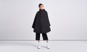 Element The Arrivals x Snarkitecture LMTD Poncho