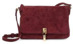 Elizabeth and James Cynnie Suede Micro Crossbody Bag