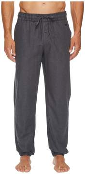 Hanro Fynn Woven Flannel Pants Men's Casual Pants