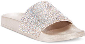 INC International Concepts Women's Peymin Pool Slide Sandals, Created for Macy's Women's Shoes