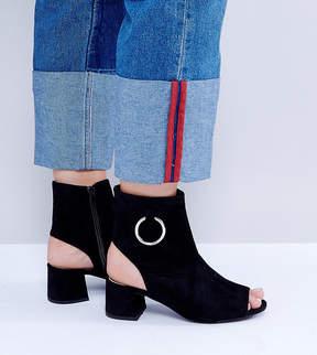 Public Desire Space Cut Out Boots