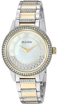 Bulova Turnstyle - 98L245 Watches