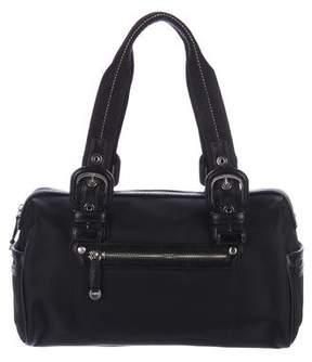 Tumi Nylon Buckle Shoulder Bag