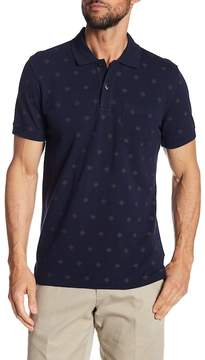 Brooks Brothers Printed Pique Polo Shirt
