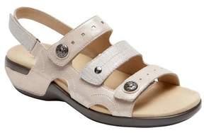 Aravon Women's PC Three Strap Slingback Sandal