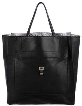 Proenza Schouler Leather PS1 Shopping Tote