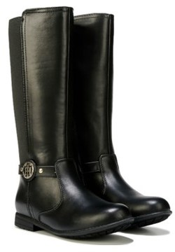 Tommy Hilfiger Kids' Andrea Stretch Nameplate Boot Toddler/Pre/Grade School