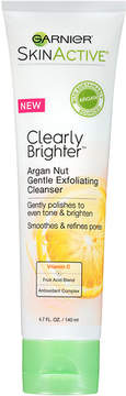 Garnier SkinActive Clean+ Clearly Brighter Exfoliating Cleanser