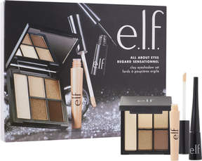 e.l.f. Cosmetics All About Eyes Clay Eyeshadow Set