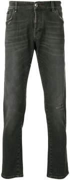 Philipp Plein Drago straight-leg jeans
