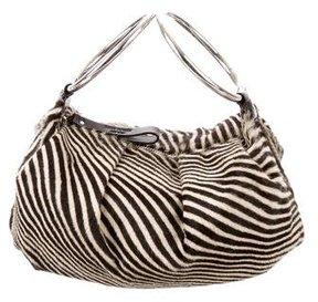 Kate Spade Zebra Print Handle Bag - ANIMAL PRINT - STYLE