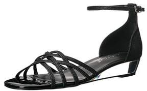 Easy Street Shoes Womens Tarrah Open Toe Casual Strappy Sandals.
