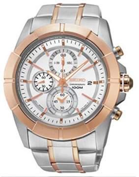 Seiko SNDE72 Men's Lord Chronograph Watch