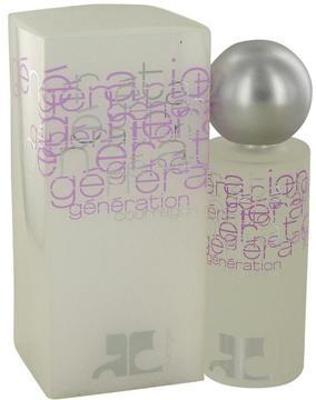 Courreges Generation by Courreges Eau De Toilette Spray for Women (3.4 oz)