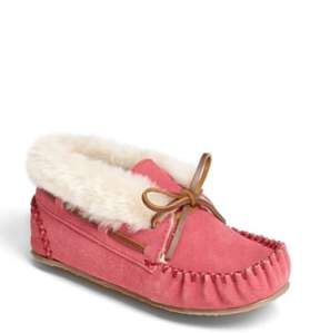 Minnetonka Toddler Girl's 'Charley' Bootie