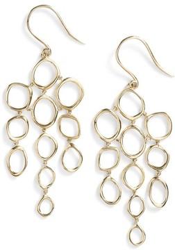 Bony Levy Women's Geo Circle Chandelier Earrings (Nordstrom Exclusive)