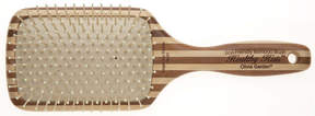 Olivia Garden Healthy Hair Professional Bamboo Ionic Large Paddle Brush