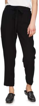 1 STATE 1.STATE Flat Front Tapered Leg Pants