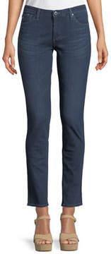 AG Jeans The Prima Contour 360 Mid-Rise Cigarette Jeans