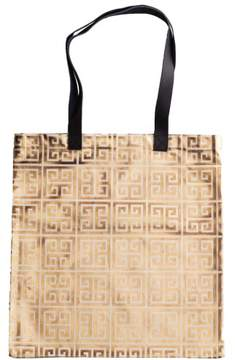 Rosanna Canvas Tote - Metallic