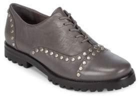Bernardo Owen Leather Stud Oxford