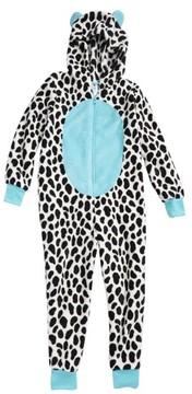 Tucker + Tate Girl's One-Piece Animal Pajamas