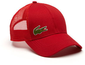 Lacoste Men's Sport Tennis And Mesh Cap