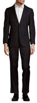 DKNY Wool Buttoned Suit