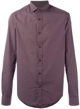 Armani Jeans patterned shirt