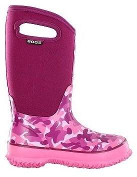 Bogs Kids' Classic Camo Winter Boot Toddler/Pre/Grade School