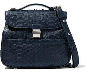 Proenza Schouler Kent Python Shoulder Bag