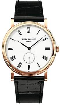 Patek Philippe Calatrava 5119R-001 36mm 18K Rose Gold Watch