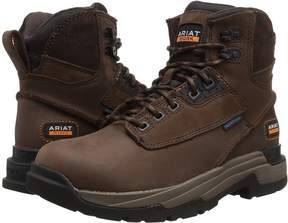 Ariat Mastergrip 6 H2O Men's Work Lace-up Boots