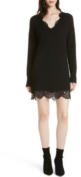 Brochu Walker Women's Lace Looker Sweater Dress