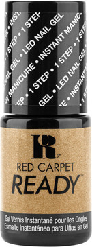 Red Carpet Manicure Silver & Gold Instant Manicure Gel Polish Collection