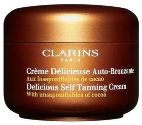 Clarins Delicious Self-Tan Cream