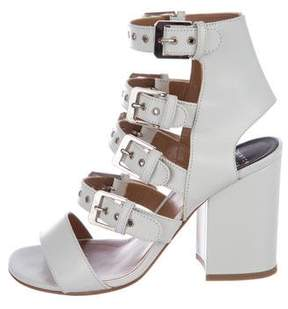 Laurence Dacade Leather Multistrap Sandals