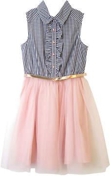 Arizona Sleeveless Tutu Dress - Big Kid Girls