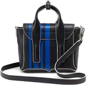3.1 Phillip Lim Black Pashli Mini Satchel Bag