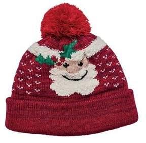 San Diego Hat Company Women's Santa Knit Beanie With Pom Pom Knh3497.