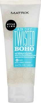 Matrix Style Link Twisted Boho Curl Defining Air-Dry Cream