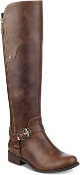 G by Guess Harson Riding Boots Women's Shoes