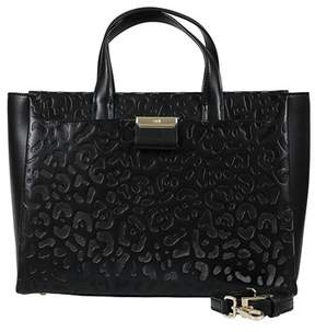 Class Roberto Cavalli Black Medium Handbag Sofia 005.