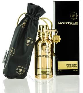 Montale Pure Gold EDP Spray 1.7 oz (50 ml) (u)