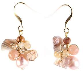 Ananda Handcrafted Silk Earrings