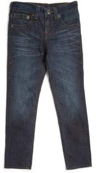 True Religion Boy's Geno Classic Stretch Jeans